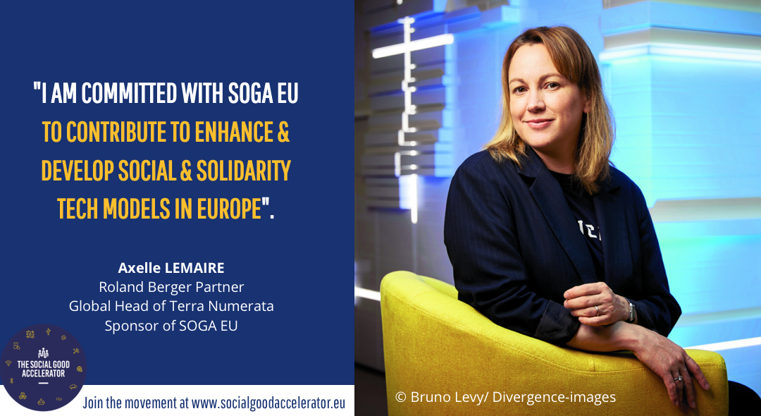 Interview of the Sponsor of SOGA EU : Axelle Lemaire  Exemplaire