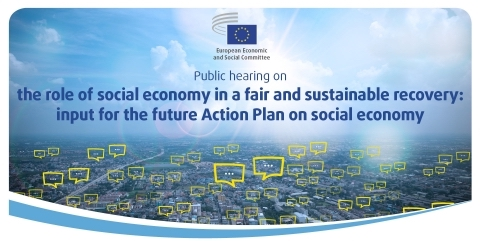 Review – The role of social economy in a fair and sustainable recovery: input for the future Action Plan on social economy, March 2021, by Thomas Brisbart