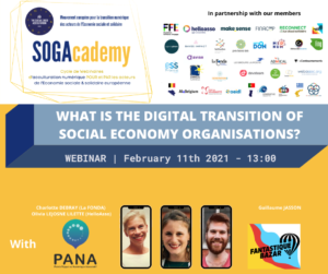 What is the digital transition of social economy organisations