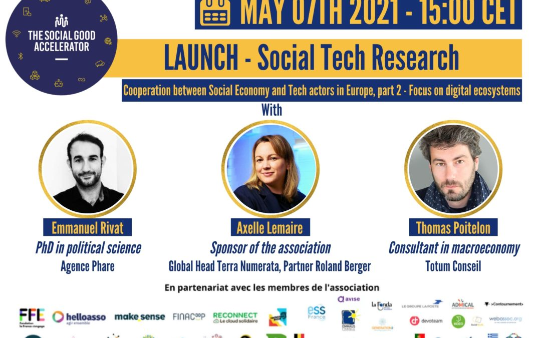 Social Tech Research: the second part is (almost) launched!