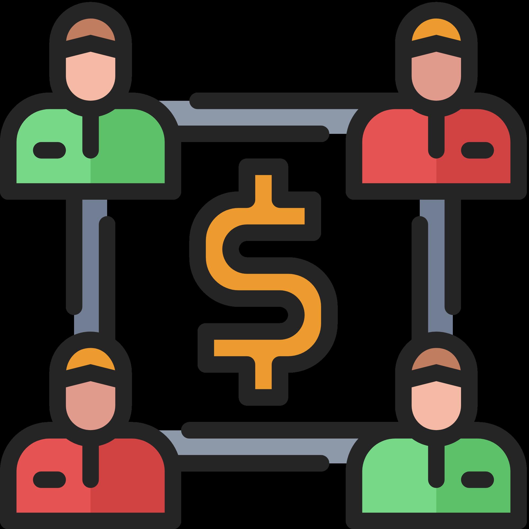Collaborative economy scheme